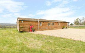 Photo of Poll Dorset Log Cabin