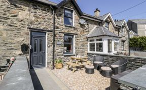 Photo of Bwthyn Ger Afon (Riverplace Cottage) Pet-Friendly Cottage