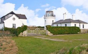Photo of Old Higher Lighthouse Stopes Cottage