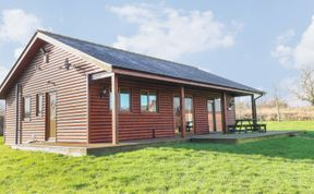 Photo of St Andrews Lodge Pet-Friendly Cottage