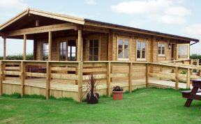 Photo of Thornlea Log Cabin Pet-Friendly Cottage