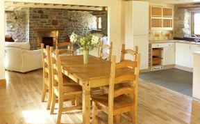 Photo of Glasfryn Barn Coastal Cottage