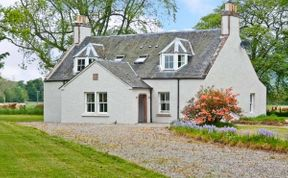 Photo of Easter Urray Pet-Friendly Cottage